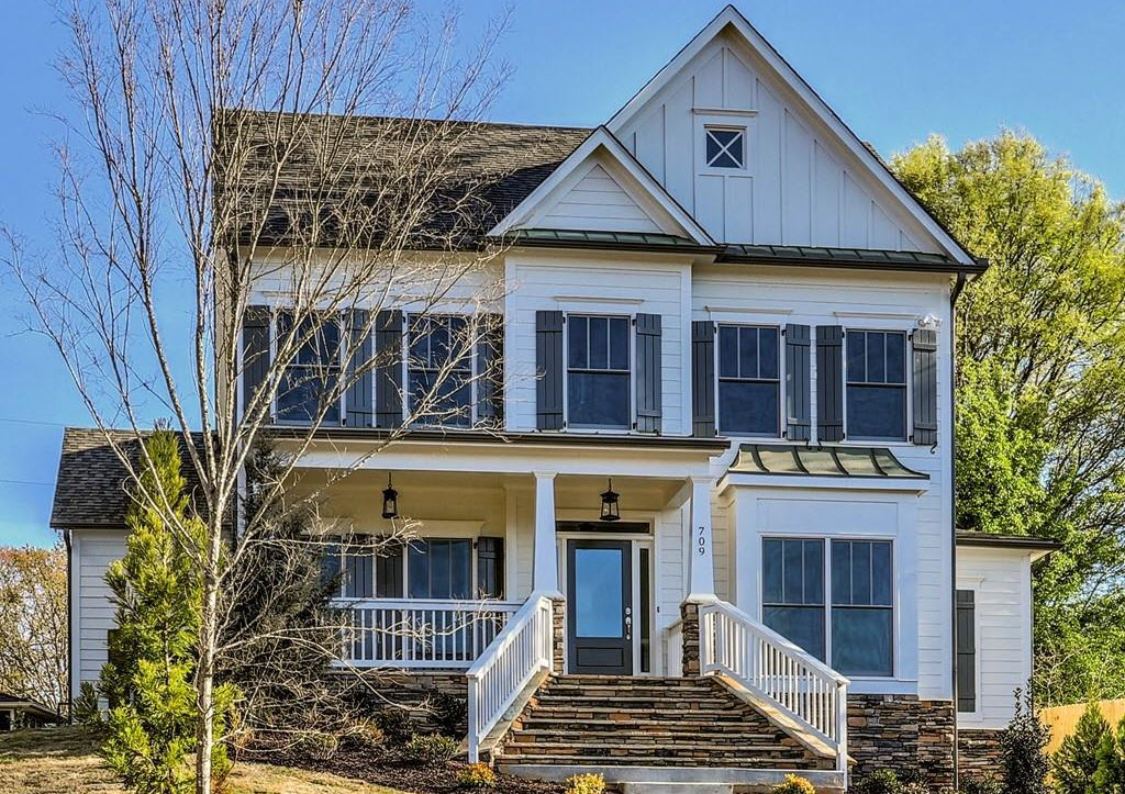 Park Place - New homes in Smyrna GA by O'dwyer Homes Atlanta