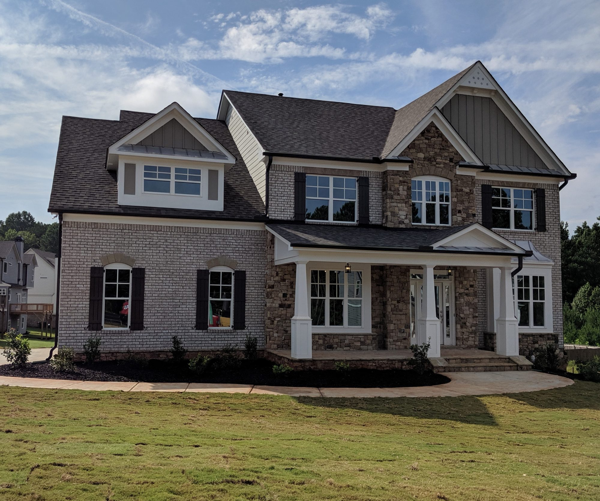 The Walk at Brookwood - New Homes in Lawrenceville | O'Dwyer