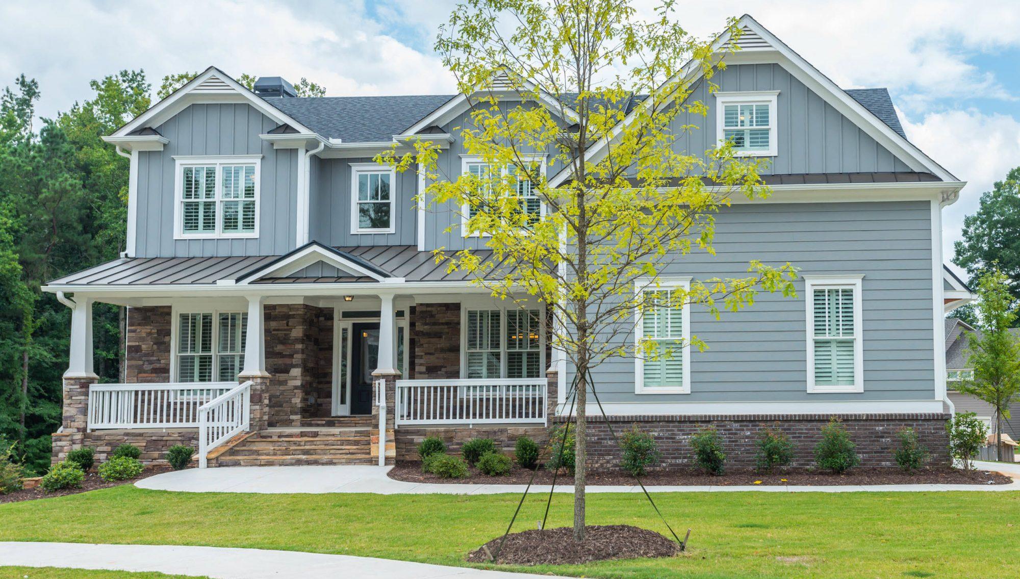 Parsons retreat - 10 new homes in Johns Creek GA by O'Dwyer Homes Atlanta