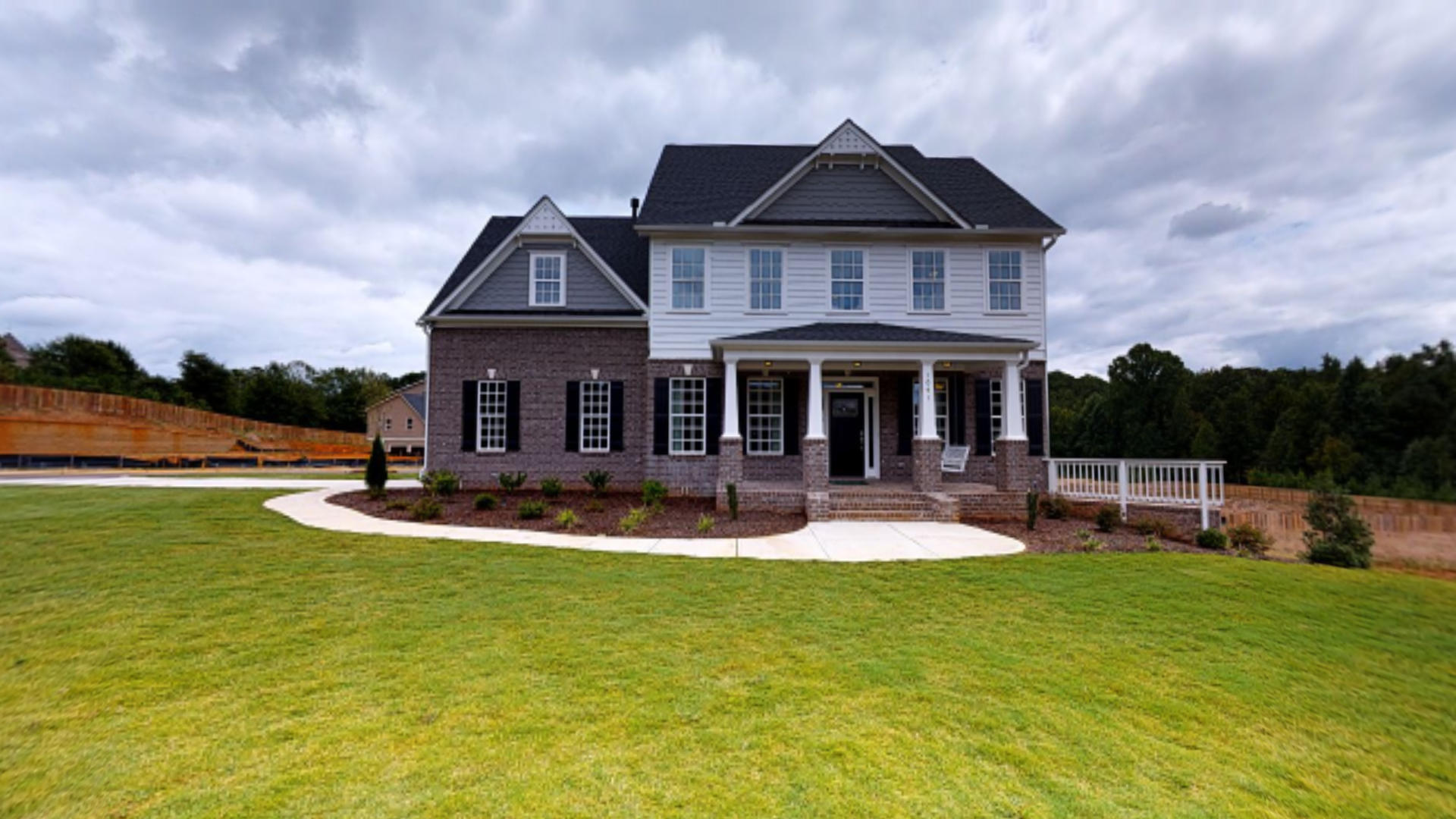 The Walk at Brookwood by O'dwyer Homes in Lawrenceville GA - Gwinnett County new homes