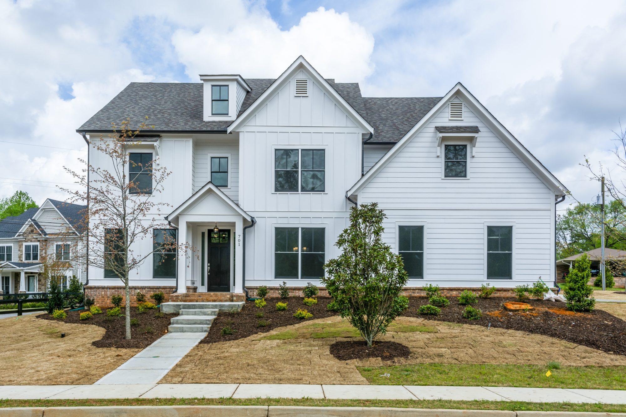 New homes in Johns Creek at Parsons Retreat - O'Dwyer Homes of Atlanta